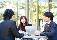 未経験でも大歓迎★しっかりとした研修の後、先輩のサポートも受けられます。