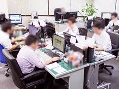 横浜エリア・都内エリア 同事募集<br /><br />今回、内勤スタッフ求人は蒲田勤務となります。